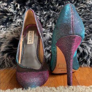 Badgley Mischka Myria Shoes size 5.5